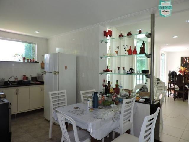 Casa em Barra do Jacuípe próximo a praia com seis amplos quartos - Foto 7