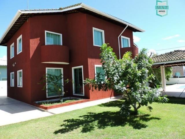 Casa em Barra do Jacuípe próximo a praia com seis amplos quartos - Foto 3