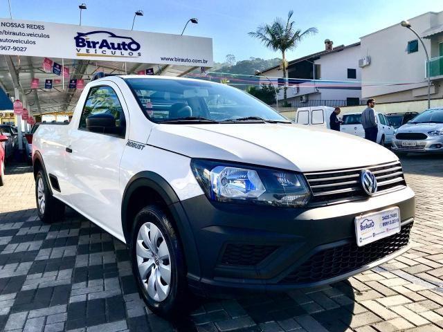 Volkswagen Saveiro 1.6 Msi Robust Cs 8v Flex 2p Manual 2018 em Joinville - Foto 2