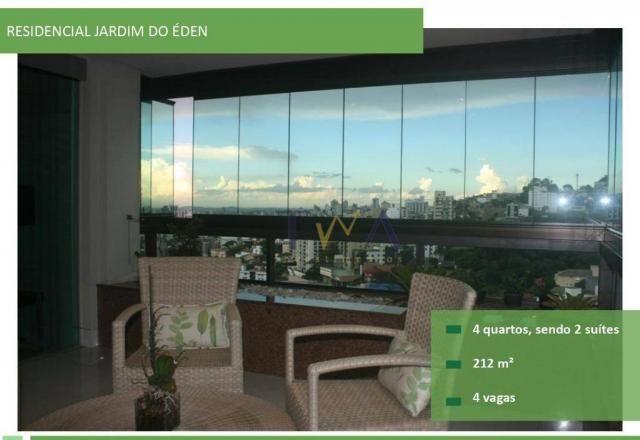 Apartamento 4 quartos, 212m2, Santa Lúcia