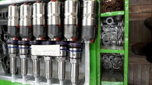 Bombas injetoras diesel, unidades eletronicas, comom rail , reeparação e conserto - Foto 4