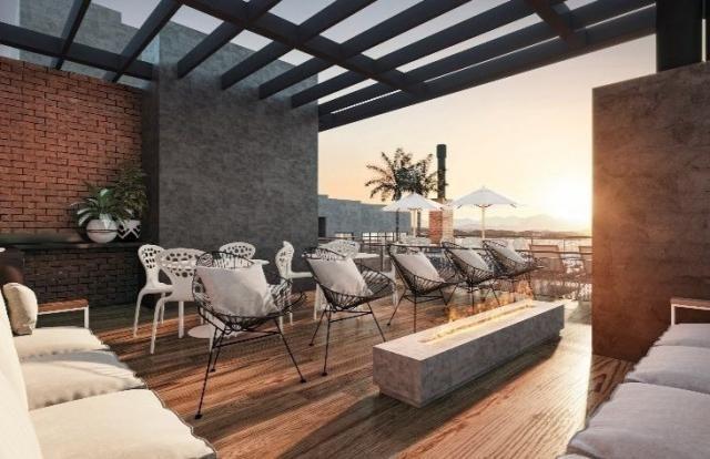 Lindo apartamento no costa e silva | 01 suíte + 01 dormitório | próximo a recreativa da em - Foto 3