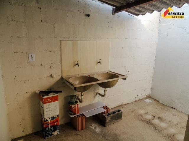 Casa residencial para aluguel, 1 quarto, porto velho - divinópolis/mg - Foto 9