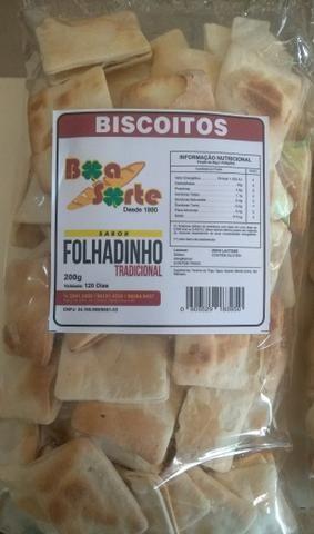 Biscoitos Boa Sorte