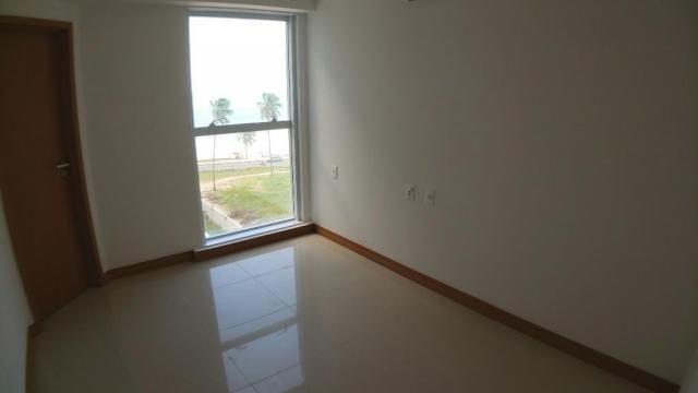 Vendo riviera - savona 193 m² beira-mar 4 suítes 1 lavabo 4 wcs dce 3 vagas cruz das almas - Foto 7