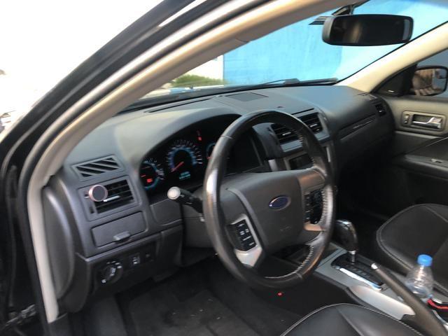 Ford Fusion 2.5 SEL - GNV 2019 Ok - Foto 7