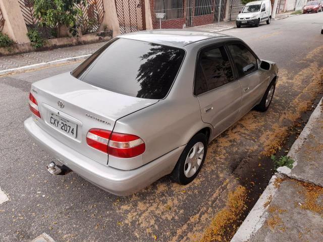 Corolla XEI 1999 completo R$ 10.500,00 - Foto 6