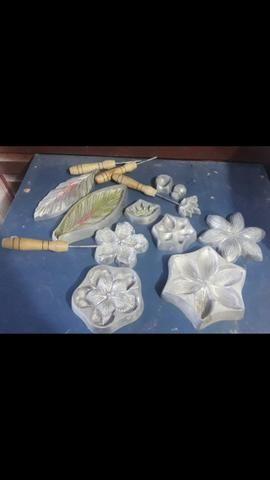 Formas para flores de eva
