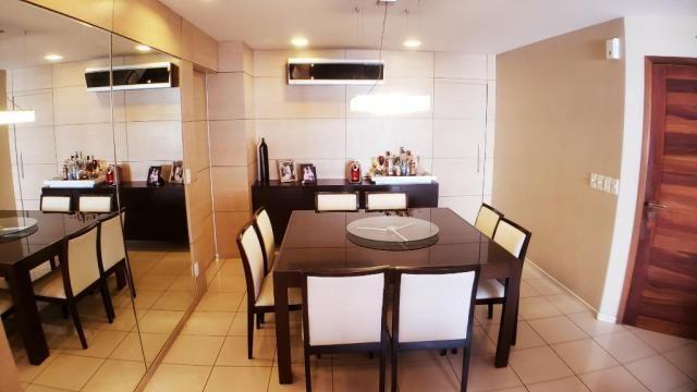 Vendo GRAND LAVOISIER 137 m² 3 Quartos 2 Suítes 2 Closets 4 WCs 2 Vagas PONTA VERDE - Foto 3