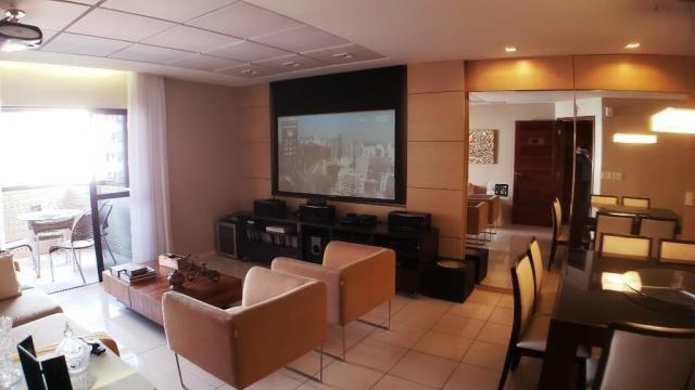 Vendo GRAND LAVOISIER 137 m² 3 Quartos 2 Suítes 2 Closets 4 WCs 2 Vagas PONTA VERDE - Foto 4