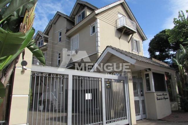 Casa de condomínio à venda com 3 dormitórios em Chácara das pedras, Porto alegre cod:8248