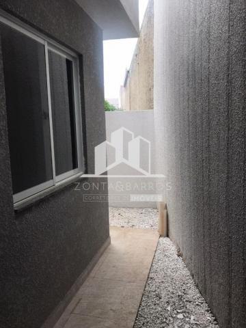 Casa à venda com 3 dormitórios em Eucaliptos, Fazenda rio grande cod:CA00123 - Foto 12