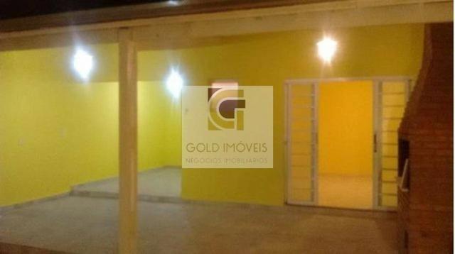 G. Casa com 3 dormitórios à venda, Parque Itamarati - Jacareí/SP