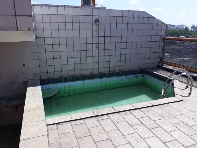 Vieiralves Cobertura duplex Granville vendo com 252m2, 4 suítes , armários piscina - Foto 14