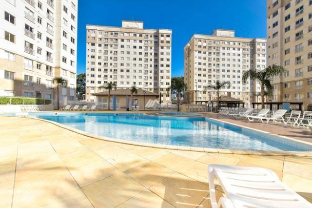 Apartamento 2 quartos com suíte - Cond Clube no Pinheirinho ap0433 - R$ 189.990,00