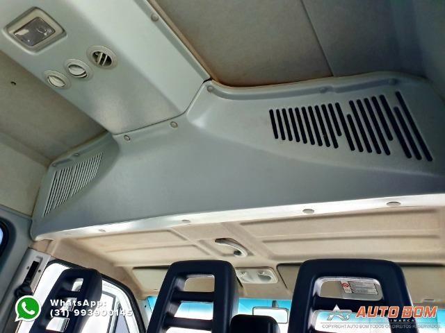Fiat Ducato Minibus MultiJet Teto Alto 15 Lugares! Impecável! Completa! 2.3 16V 127CV - Foto 10