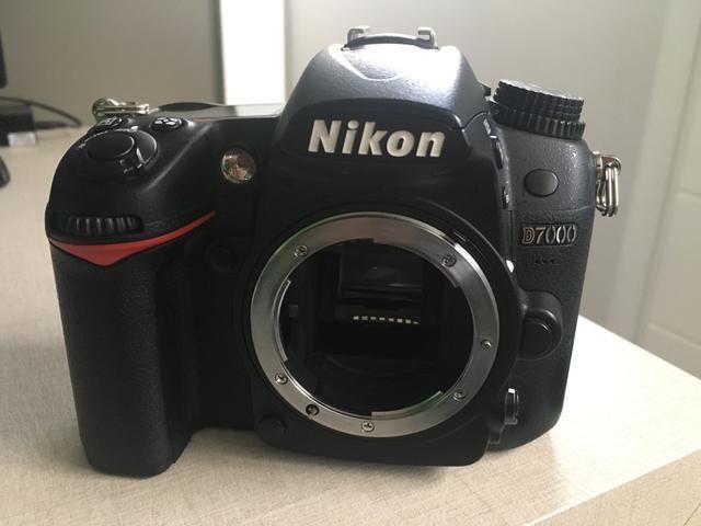 Nikon D7000 + Lente 70-300 - Foto 5
