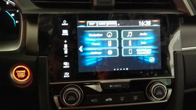 Honda Civic EXL 2.0 CVT - Zero KM - Mod 2020 - Foto 17
