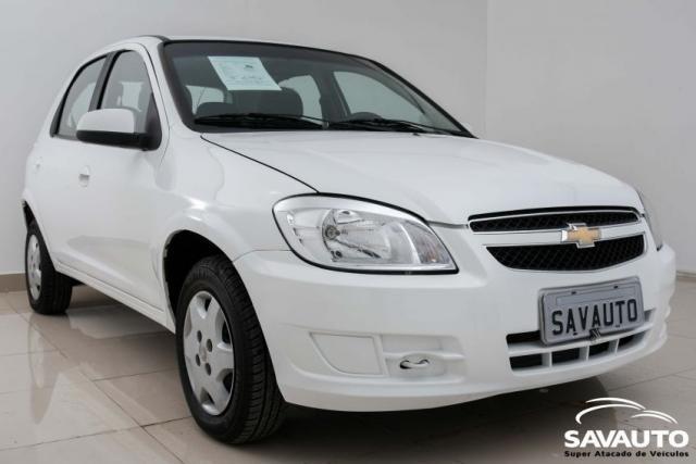 Chevrolet Celta Celta LT 1.0 MPFI 8V FlexP 4P - Foto 3