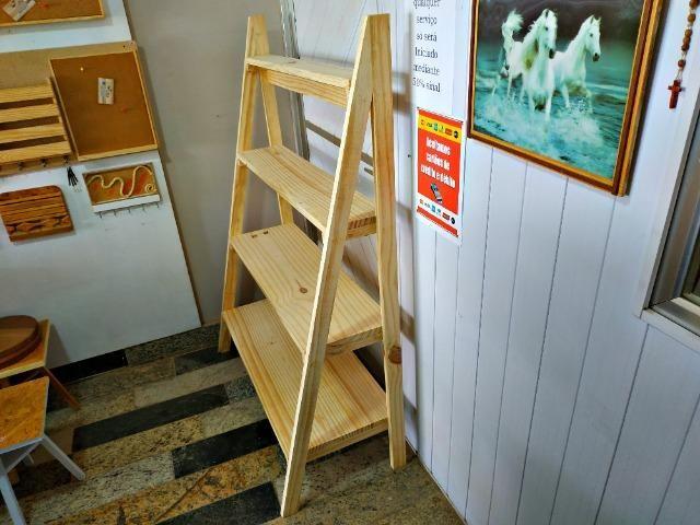 Estante estilo Escada - Foto 4