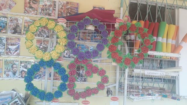 Coroa de flores10,00 - Foto 5