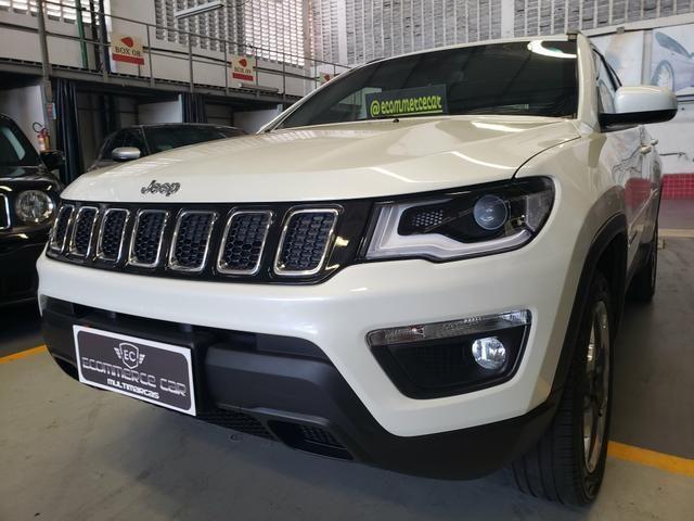 Jeep Compass 2019 blindado DIESEL - Foto 9