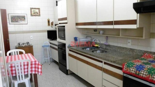 Apartamento com 3 dormitórios à venda, 180 m² por R$ 925.000,00 - Gonzaga - Santos/SP - Foto 5