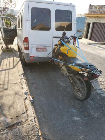Vendo engate de reboca moto - Foto 2