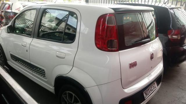 Fiat uno Sport 2014 1.4 completo com garantia - Foto 3