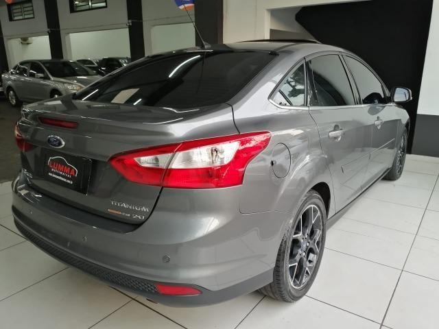 Focus sedan titanium plus 2.0 flex automatico/completo!!!!! - Foto 11