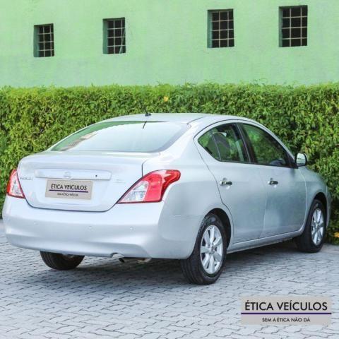 VERSA SL 1.6 16V Flex Fuel 4p Mec. - Foto 3
