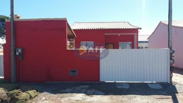OLV-Casa com 2 dormitórios à venda, 150 m² por R$ 95.000 - Cabo Frio/RJ CA1343