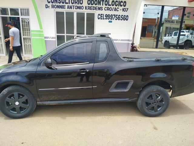 Vende-se Chevrolet Montana - Foto 4