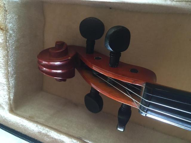Violino Giuseppi 4/4 - Foto 5