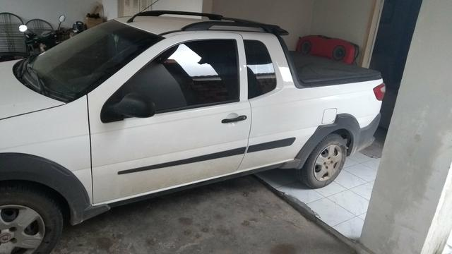Fiat Estrada gabine Estendida - Foto 6