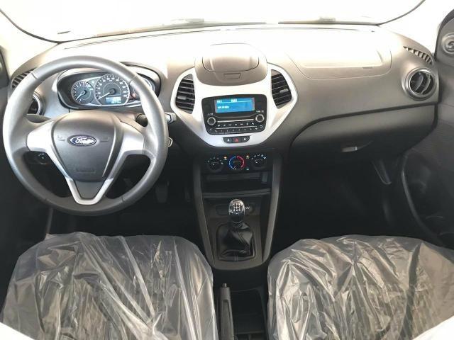 Ford ka hatch se 1.0flex completo - Foto 4