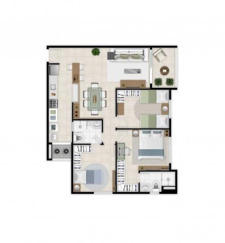 Apartamento - Benfica, Fortaleza - Foto 14