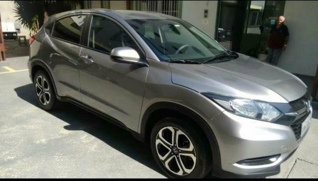 Honda Hr-v 1.8 Lx flex 4p automática_2016_impecável - Foto 14