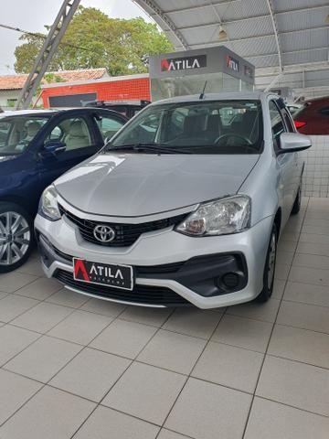 Toyota Etios 1.5 2018 unico dono!!! - Foto 2
