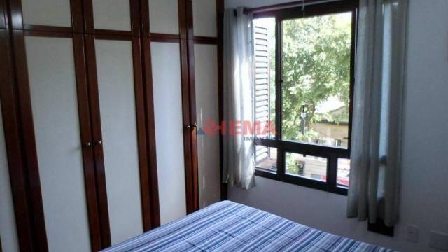 Apartamento com 3 dormitórios à venda, 180 m² por R$ 925.000,00 - Gonzaga - Santos/SP - Foto 9