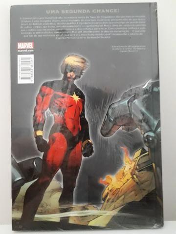 Capitão Marvel - Invasão Secreta. NOVO LACRADO - Foto 2