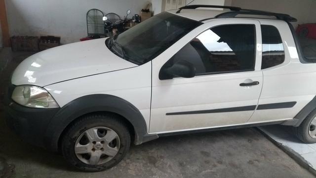 Fiat Estrada gabine Estendida - Foto 5