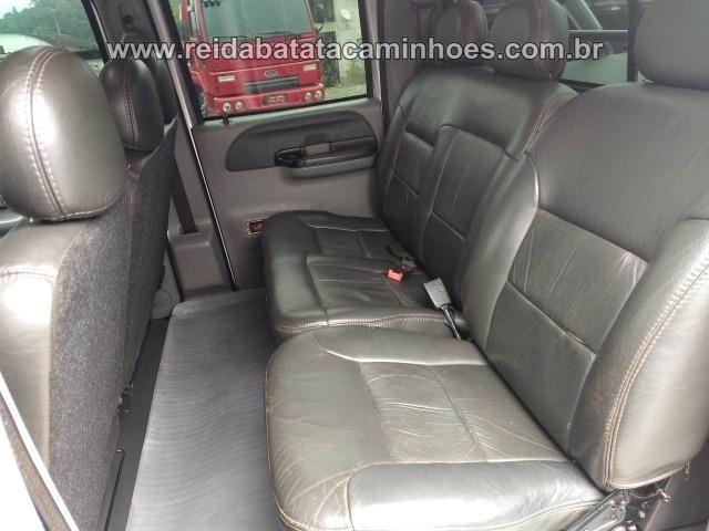 Ford F-250 XLT W20 MWM Seis Cilindros Cab. Dupla de Fábrica Impecável ! - Foto 13