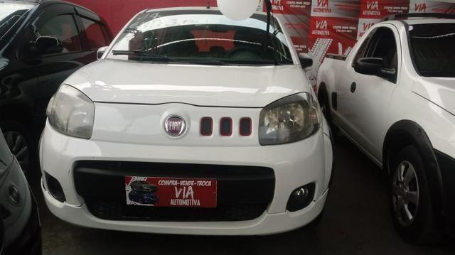 Fiat uno Sport 2014 1.4 completo com garantia