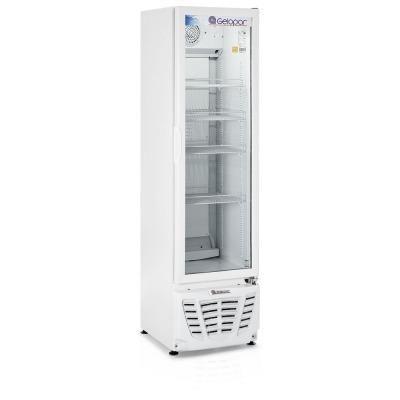 Refrigerador/Expositora Slim 230 Litros Gelopar - Frete Grátis e Pagamento na Entrega - Foto 4