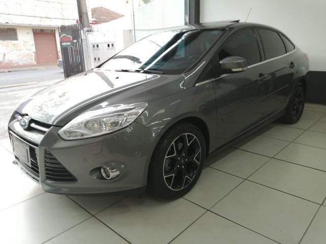 Focus sedan titanium plus 2.0 flex automatico/completo!!!!! - Foto 4