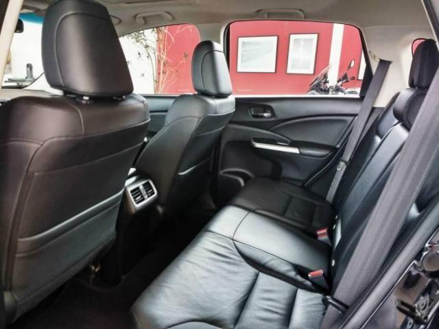 Honda CRV EXL 2.0 4X4 FLEX AUTOMÁTICA  - Foto 10