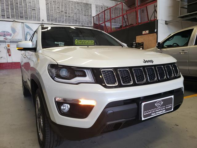 Jeep Compass 2019 blindado DIESEL - Foto 10