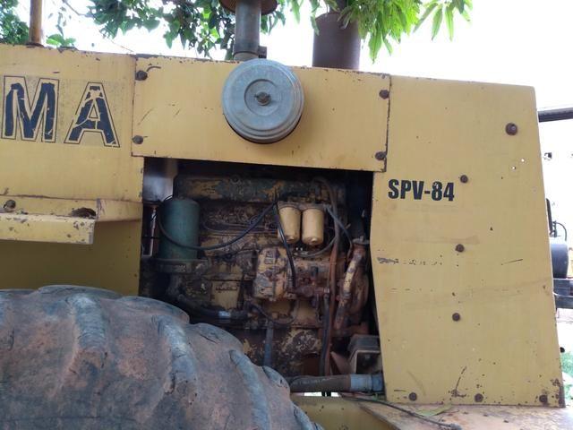Rolo compactador TEMA 84 - Foto 2