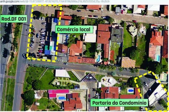 Casa em condomío com a melhor localização (4 qts) por r$ 830.000 - jardim botânico - Foto 2